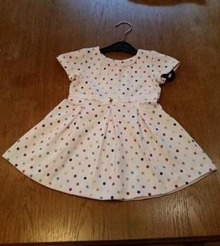 Jersey Kleidchen Gr. 92
