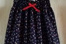 Makerist - Gesmoktes Trägerkleidchen aus Jersey für ein 3Jh altes Kind - 1