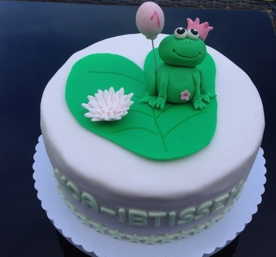Makerist - Candy- / Frosch- & Ballonfesttorte - Torten, Cake Pops und Cupcakes - 2