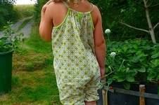 Makerist - Sommer-Overal Jumpsuit aus gemusterten Baumwollwebstoffen  - 1
