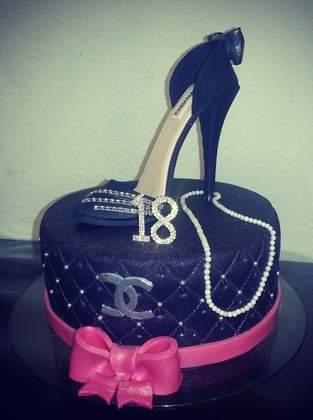 High heel Torte