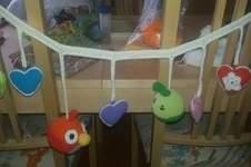 Makerist - Babykette zur Beschäftigung - 1