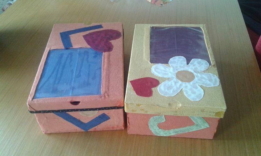 Makerist - Babys Erinnerungsboxe /n - DIY-Projekte - 2