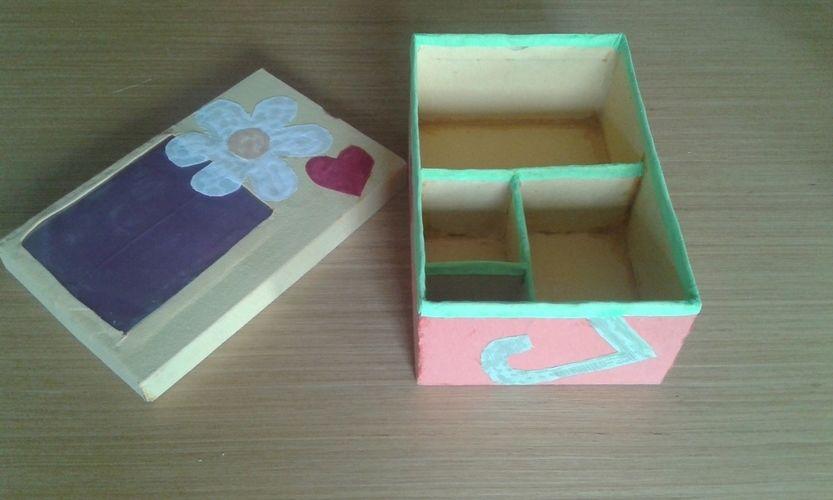 Makerist - Babys Erinnerungsboxe /n - DIY-Projekte - 3