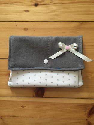 Makerist - Tasche / Clutch für Hochzeit - Upcycling aus altem Blazer - 1