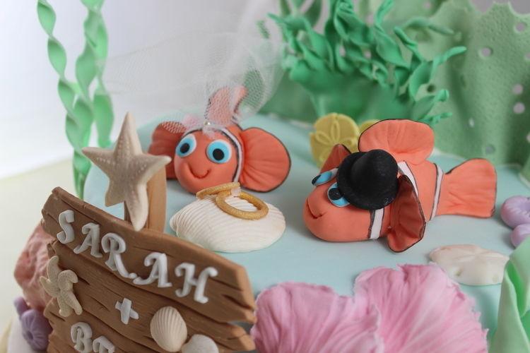 Makerist - Unterwasserwelthochzeit - Torten, Cake Pops und Cupcakes - 2