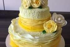 Makerist - Kleine Torte zum 20. Geburtstag  - 1