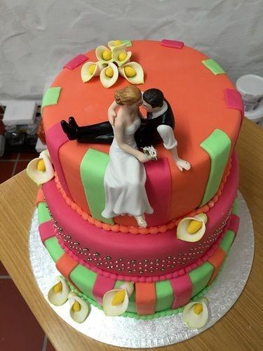 Makerist - Crazy Weddingcake - Torten, Cake Pops und Cupcakes - 2