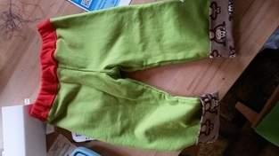 Wohlfühlhose für meinen Sohn aus Sweatshirtstoff