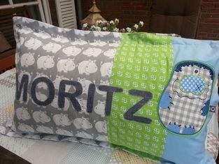 Makerist - Ein Kissen für Moritz ;.) - 1