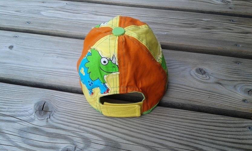 Makerist - Basballcappy happy für meinen sohn - Nähprojekte - 3
