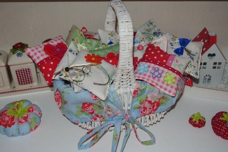 Makerist - Lavendel Freundschaftskissen - Nähprojekte - 2