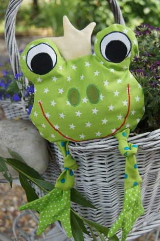 Makerist - Froggy Körnerfrosch - 1