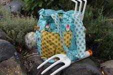 Makerist - Gartentasche - 1