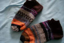 Makerist - Sockenwollresteverwertung  - 1