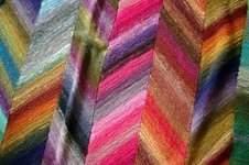 Makerist - Kniedecke aus Sockenwolle aus einer anderen Perspektive - 1