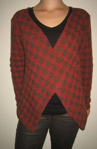 Makerist - warmer Cardigan mit Wollanteil - Nähprojekte - 2