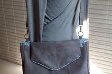 Makerist - Schultertasche Lea  - 1