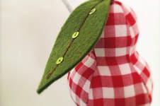 Makerist - Nadelkissen Birne - 1