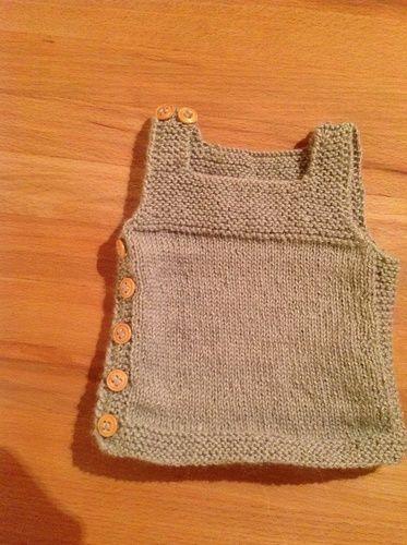 Makerist - babyweste - Strickprojekte - 1