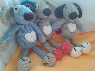 Makerist - Hundchen, 100 % Baumwolle, für Kinder - 1
