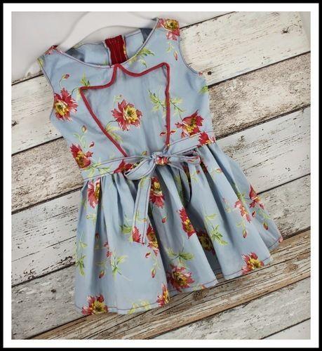 Makerist - C´est dimanche Roma Kid Dress - Nähprojekte - 2