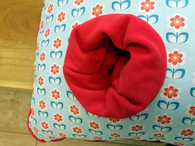 Makerist - Kissen zum Füßeln - Nähprojekte - 2