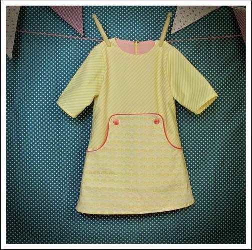 Makerist - retro Louisa Dress von Compagnie M. - Nähprojekte - 1
