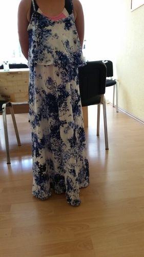 Makerist - Mädchenkleid / Maxikleid - Nähprojekte - 1