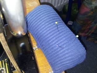 Makerist - Nadelkissen - zur Befestigung an der Nähmaschine - 1