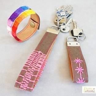 Makerist - einfache Schlüsselanhänger - 1