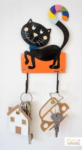 Makerist - Motiv Schlüsselanhänger - Nähprojekte - 1