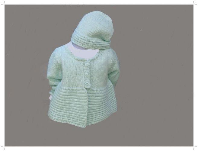 Makerist - Rosa Kleinkind-Outfit - Strickprojekte - 1