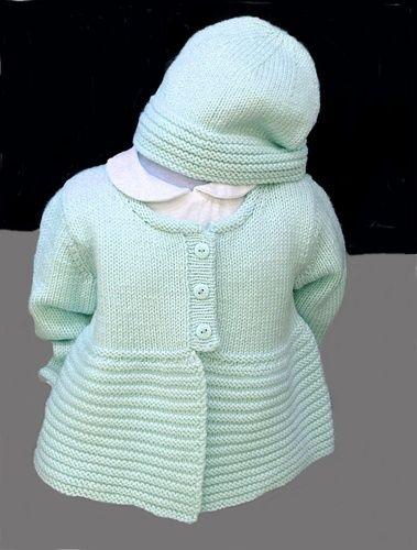 Makerist - Rosa Kleinkind-Outfit - Strickprojekte - 2
