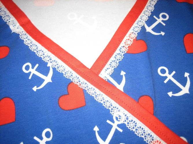 Makerist - Jerseykleid -Ahoi- - DIY-Projekte - 2