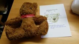 Makerist - Teddy - 1