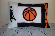 Makerist - Kissen mit Basketball Motiv - 1