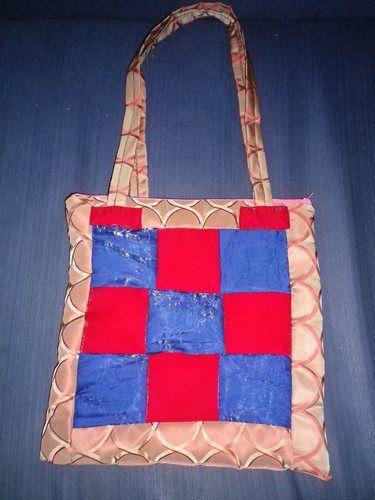 Makerist - Patchwork Handtasche - Nähprojekte - 1