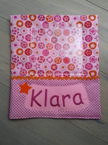 Makerist - Einband für DIN A4 Ordner Kindergarten - Nähprojekte - 1