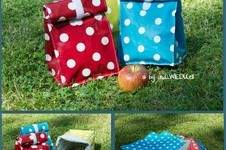 Makerist - Lunchbags aus Wachstuch  - 1