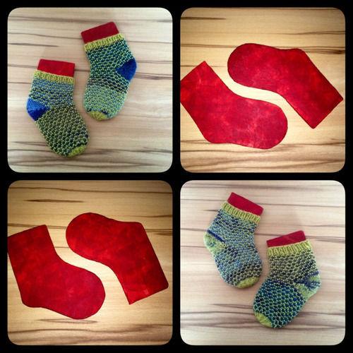 Makerist - Von Söckchen und Sockenbrettern - Strickprojekte - 1