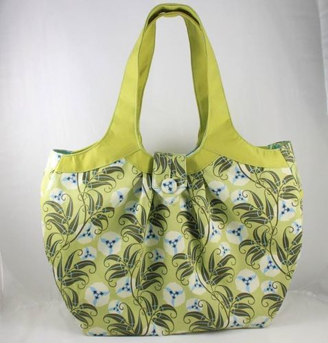 Makerist - groooße Tasche nach Amy Butler - Nähprojekte - 1