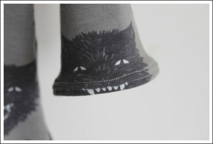 Makerist - Louisa Dress aus Jersey und Baumwolle gemixt - Nähprojekte - 3