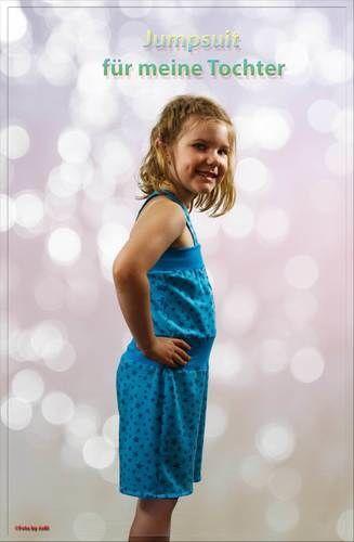 Makerist - Jumpsuit für meine Tochter - Nähprojekte - 1