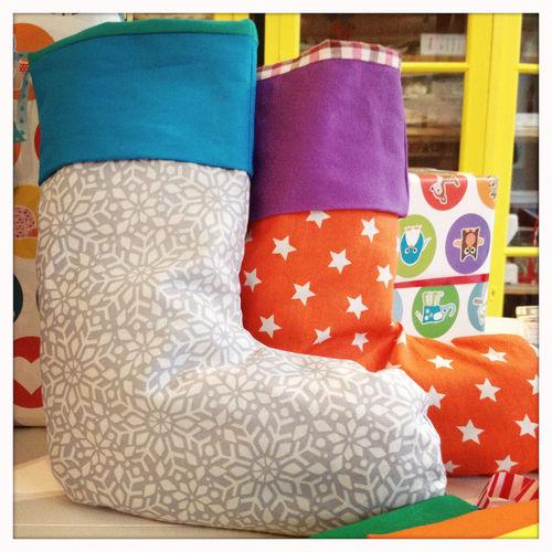 Makerist - Stiefelchen für Weihnachtsgaben - Nähprojekte - 2