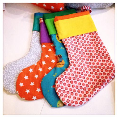 Makerist - Stiefelchen für Weihnachtsgaben - Nähprojekte - 3