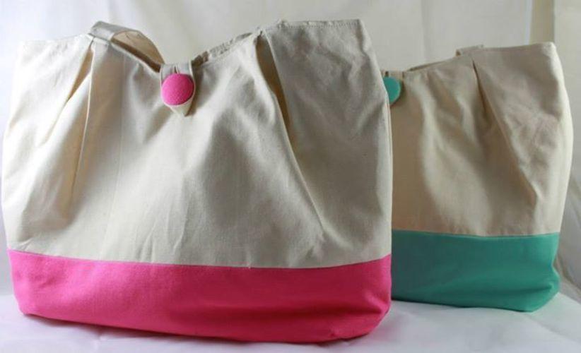 Makerist - drei Taschen mit Kellerfalten - Nähprojekte - 2