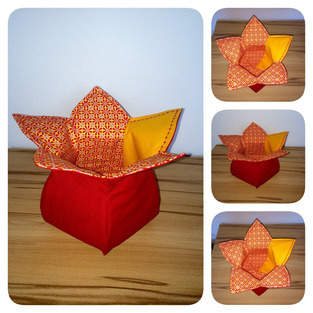 Makerist - Blüten-Körbchen - 1