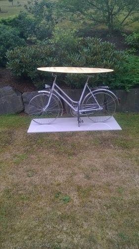Makerist - Diy Fahrrad-Tisch - DIY-Projekte - 1