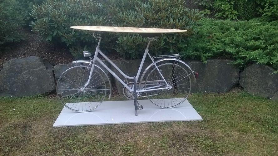 Makerist - Diy Fahrrad-Tisch - DIY-Projekte - 2